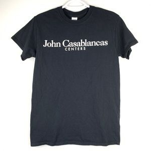 3/$15 John Casablanca Tee Size S